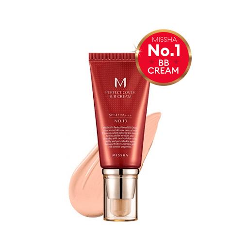 Missha Perfect Cover BB cream spf42/pf+++