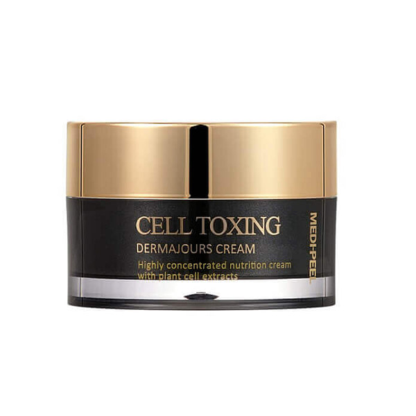 medi-peel cell tox mermajou cream